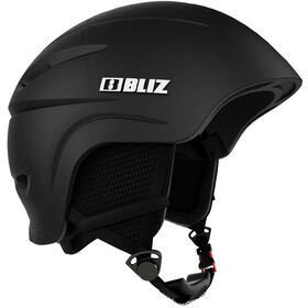 Bliz Rocket Casco Niños, shiny black